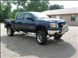 2008 GMC Sierra 1500 for sale in SUMRALL MS