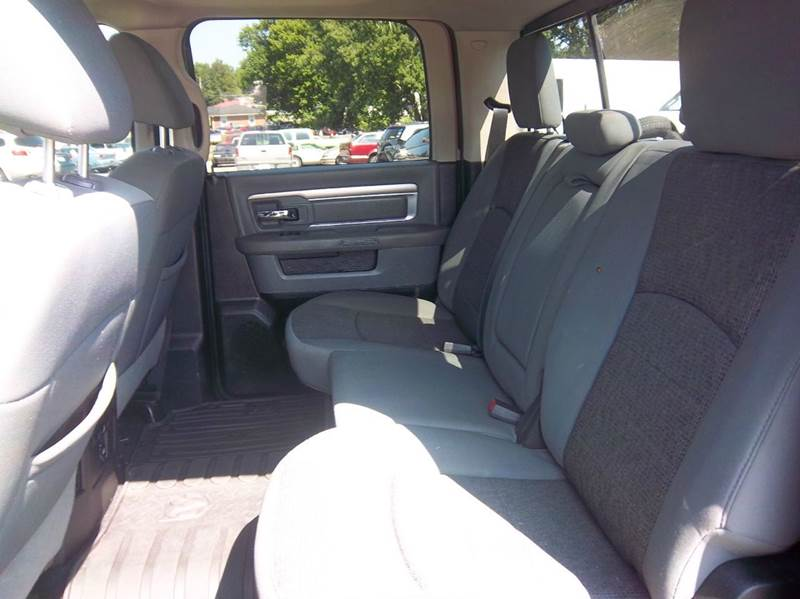 2014 RAM Ram Pickup 1500 Outdoorsman 4x4 4dr Crew Cab 5.5 ft. SB Pickup - Campbellsville KY