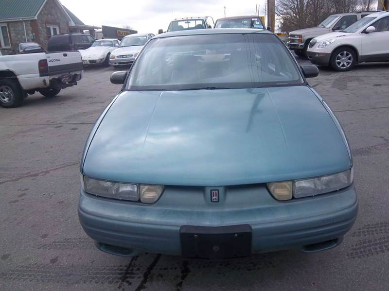 1995 Oldsmobile Cutlass Supreme S 4dr Sedan - Campbellsville KY