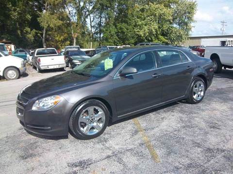 2010 Chevrolet Malibu for sale in Campbellsville, KY