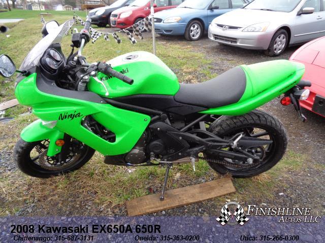 2008 Kawasaki EX650A