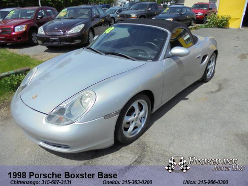 1998 porsche boxster for sale in buffalo ny. Black Bedroom Furniture Sets. Home Design Ideas