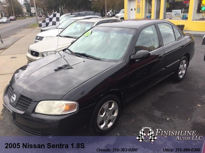 2005 Nissan Sentra 1.8S   Chittenango NY