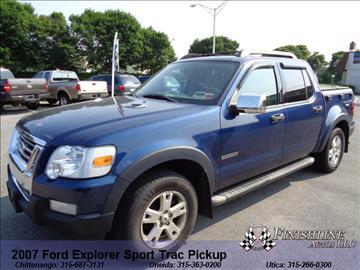 Finishline Autos Llc - Used Cars - CHITTENANGO NY Dealer