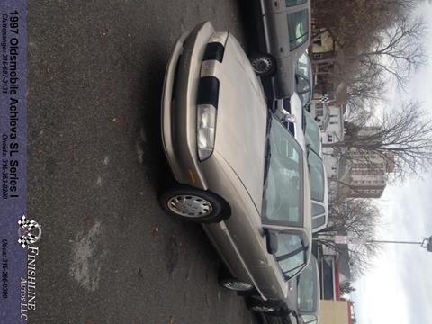 1997 Oldsmobile Achieva for sale in Chittenango, NY