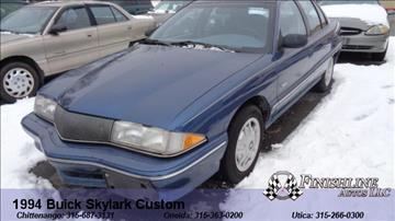 1994 Buick Skylark for sale in Chittenango, NY