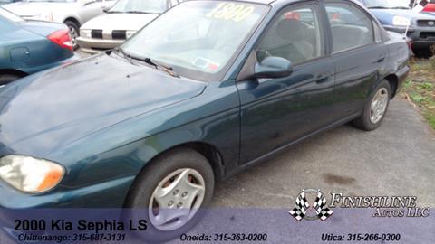2000 Kia Sephia for sale in Chittenango, NY