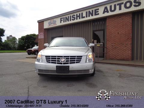 2007 Cadillac DTS for sale in Chittenango, NY