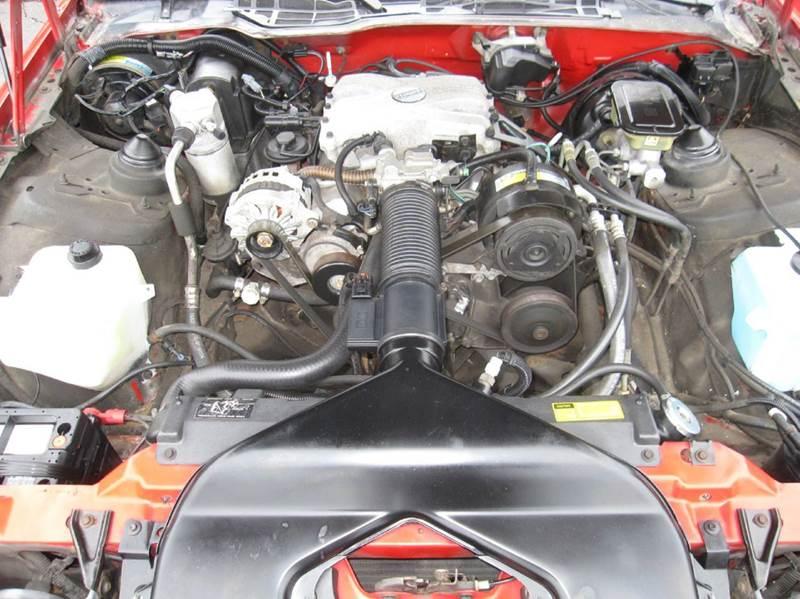 1987 Chevrolet Camaro 2dr Hatchback - Pontiac MI