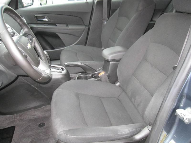 2012 Chevrolet Cruze LT 4dr Sedan w/1LT - Pontiac MI