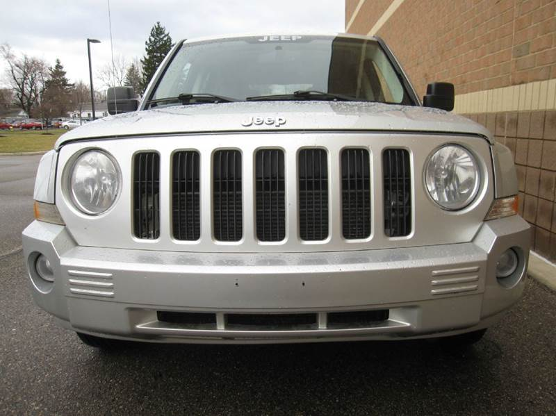 2007 Jeep Patriot 4x4 Limited 4dr SUV - Pontiac MI