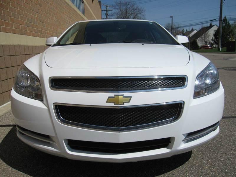 2012 Chevrolet Malibu LT 4dr Sedan w/1LT - Pontiac MI