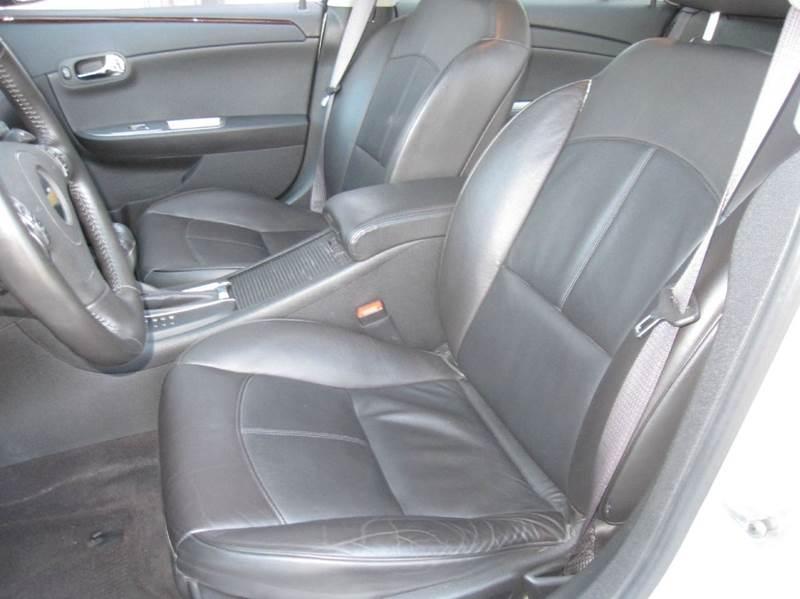2010 Chevrolet Malibu LTZ 4dr Sedan - Pontiac MI