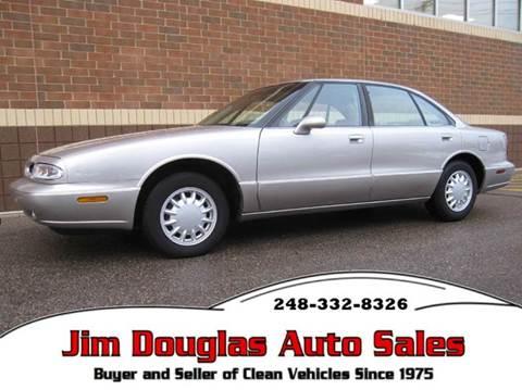 1996 Oldsmobile Eighty-Eight for sale in Pontiac, MI