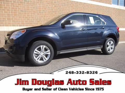 2015 Chevrolet Equinox for sale in Pontiac, MI