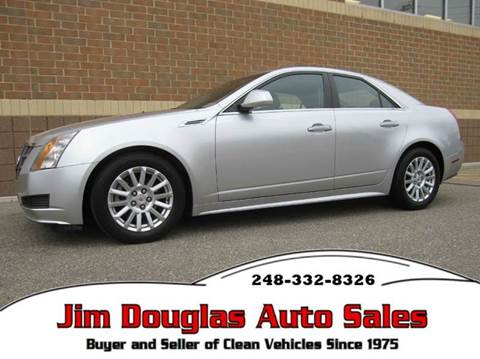 2010 Cadillac CTS for sale in Pontiac, MI