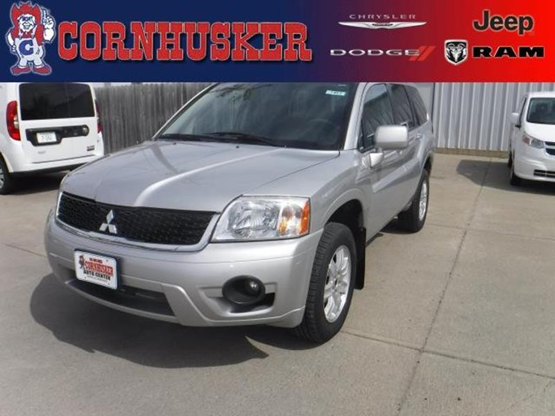 2011 mitsubishi endeavor awd ls 4dr suv in norfolk ne cornhusker rh cornhuskerauto net 2011 Mitsubishi Endeavor Custom Seat Covers 2011 Mitsubishi Endeavor Custom Seat Covers