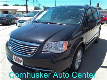 2015 Chrysler Town and Country for sale in Norfolk, NE