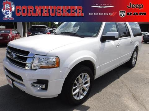 2016 Ford Expedition EL for sale in Norfolk, NE