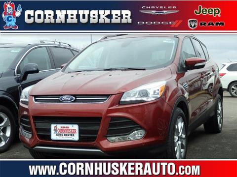 2014 Ford Escape for sale in Norfolk, NE