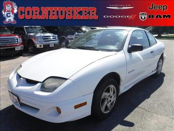 2000 Pontiac Sunfire for sale in Norfolk, NE