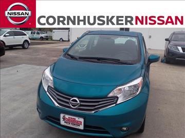 2015 Nissan Versa Note for sale in Norfolk, NE