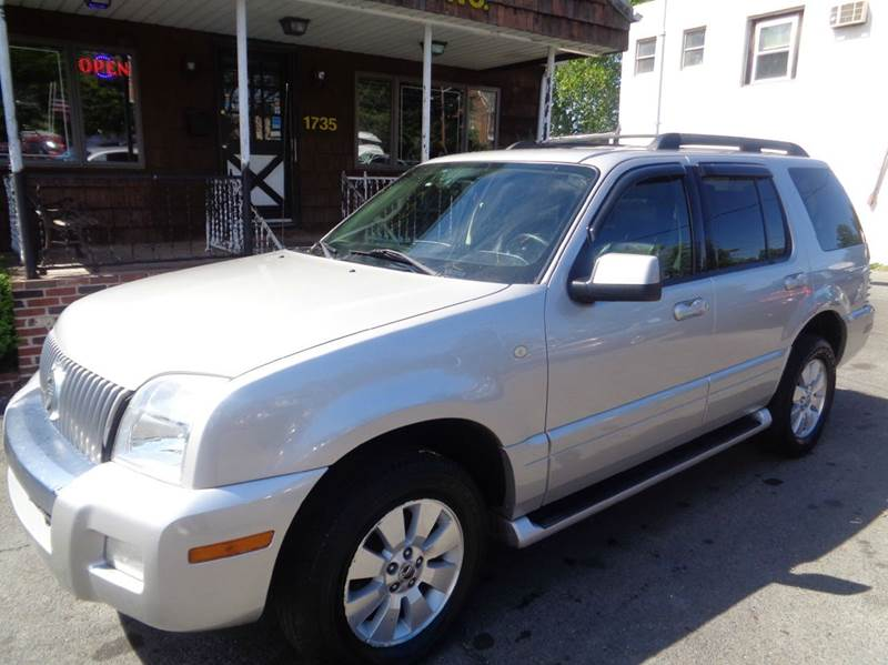 2006 Mercury Mountaineer Awd Luxury 4dr Suv In