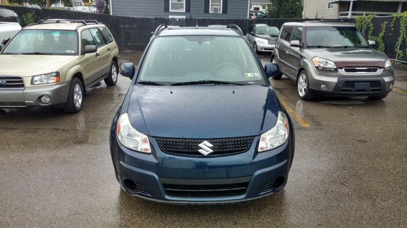 Worksheet. 2011 Suzuki Sx4 Crossover AWD 4dr Crossover In Scottdale PA