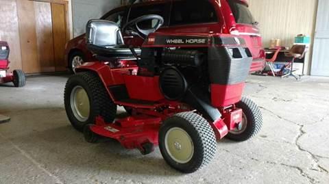 1996 Toro 314H