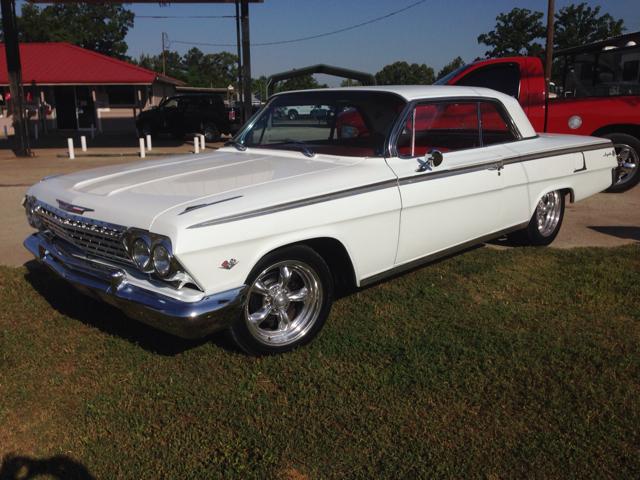 used 1962 chevrolet impala for sale. Black Bedroom Furniture Sets. Home Design Ideas