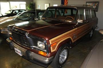 1981 Jeep Wagoneer for sale in Scottsdale, AZ