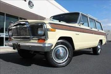 1979 Jeep Wagoneer for sale in Scottsdale, AZ