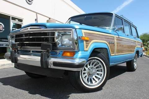 jeep grand wagoneer for sale. Black Bedroom Furniture Sets. Home Design Ideas