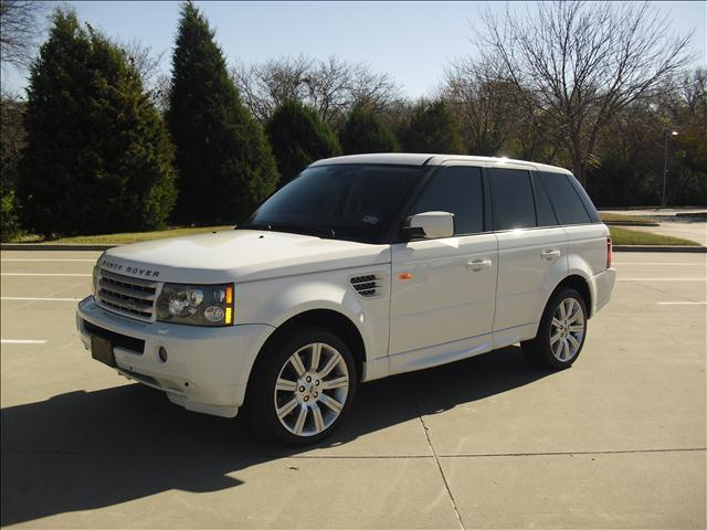 2007 land rover range rover sport supercharged dallas tx. Black Bedroom Furniture Sets. Home Design Ideas