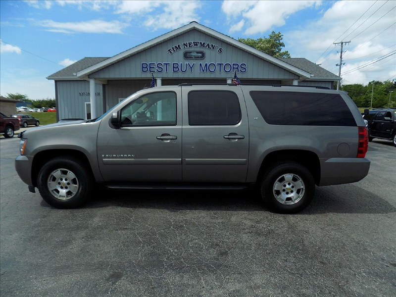 2008 chevrolet suburban for sale in ohio. Black Bedroom Furniture Sets. Home Design Ideas