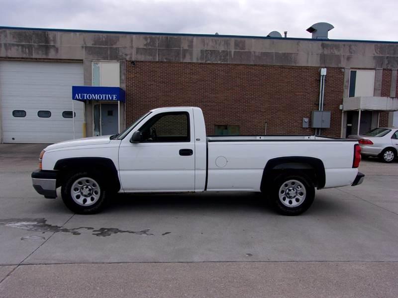 2005 chevrolet silverado 1500 work truck 2dr standard cab rwd lb in fort dodge ia fort dodge. Black Bedroom Furniture Sets. Home Design Ideas