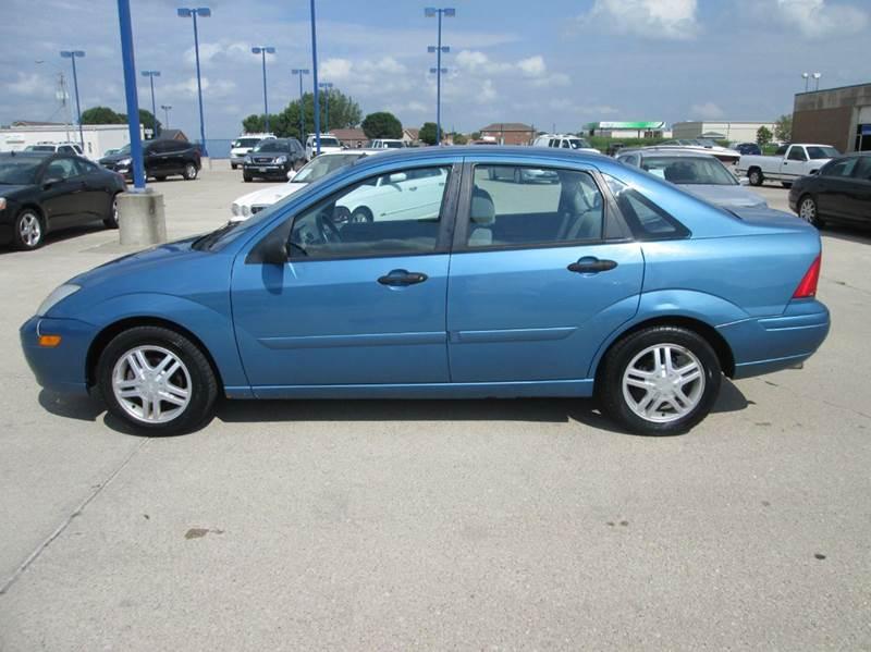 2001 Ford Focus Se 4dr Sedan In Fort Dodge Ia Fort Dodge