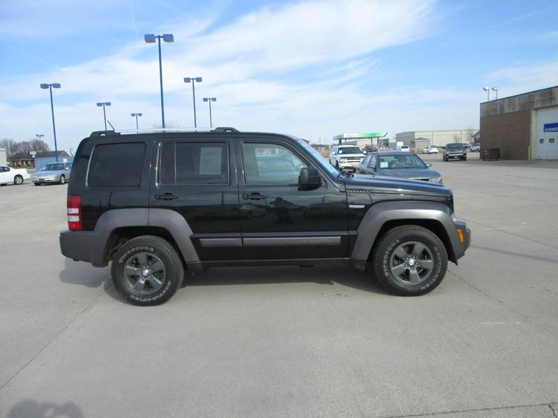 2010 Jeep Liberty Renegade 4x4 4dr Suv In Fort Dodge Ia