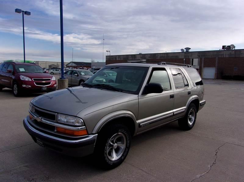 2000 Chevrolet Blazer Lt 4dr Suv In Fort Dodge Ia Fort