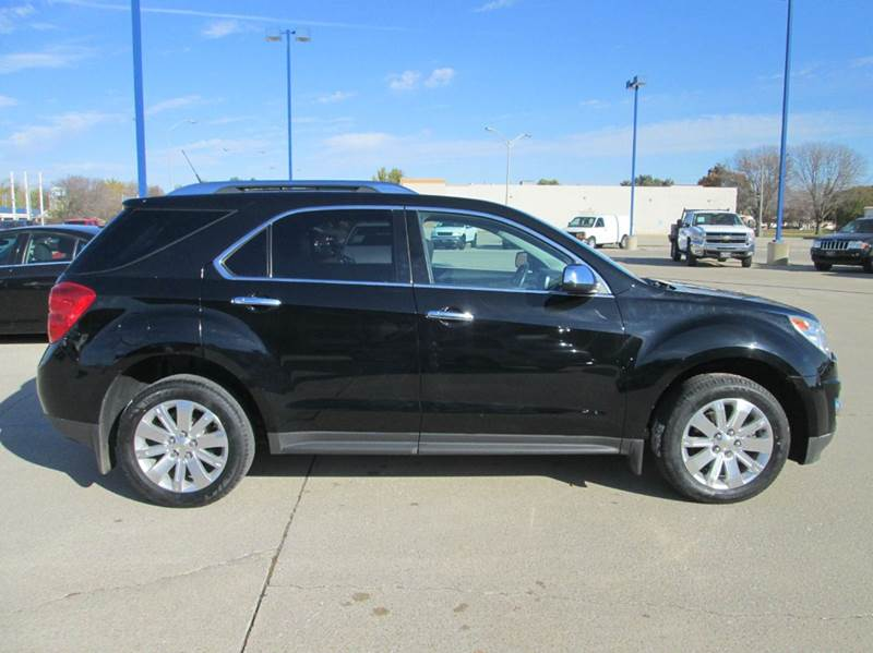 2011 Chevrolet Equinox Lt 4dr Suv W 2lt In Fort Dodge Ia