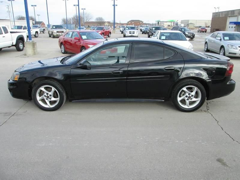 2004 pontiac grand prix gtp 4dr supercharged sedan in fort dodge ia fort dodge motors. Black Bedroom Furniture Sets. Home Design Ideas