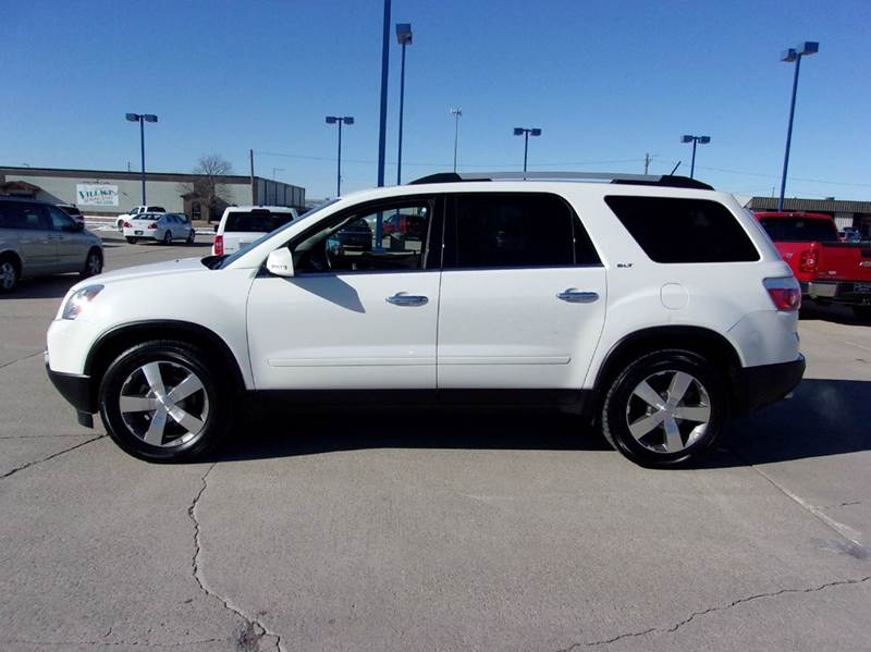 2011 Gmc Acadia Awd Slt 1 4dr Suv In Fort Dodge Ia Fort
