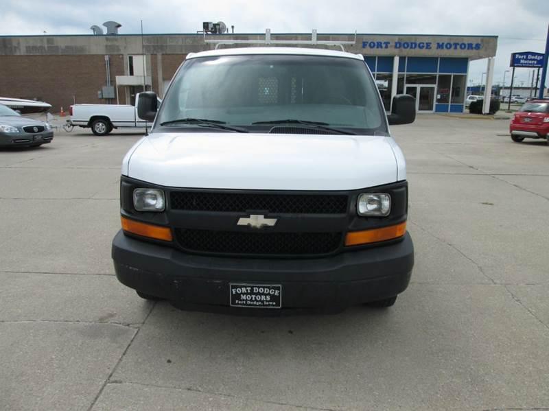Chevrolet Express Van 1500 Awd Cargo 5 3 V8 Runs Very Well