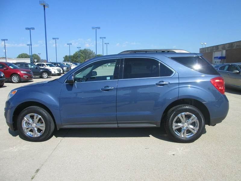2011 Chevrolet Equinox Lt 4dr Suv W 1lt In Fort Dodge Ia