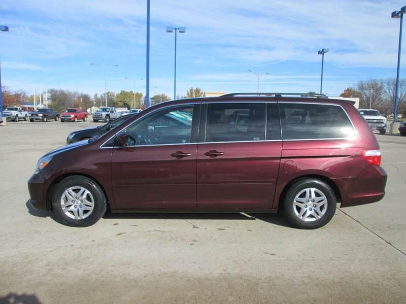 2007 Honda Odyssey Ex L 4dr Mini Van In Fort Dodge Ia