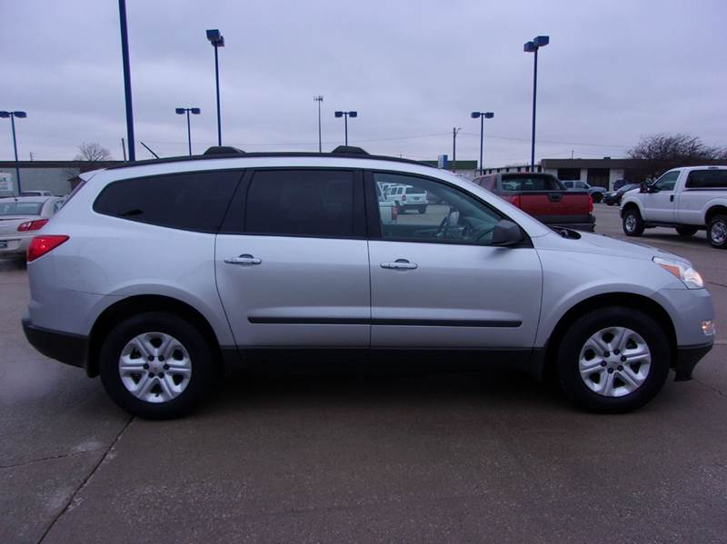 2011 Chevrolet Traverse Awd Ls 4dr Suv In Fort Dodge Ia