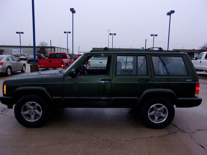 1998 Jeep Cherokee Classic 4dr 4wd Suv In Fort Dodge Ia