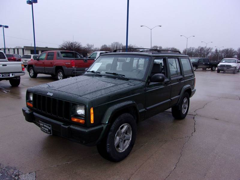 1998 jeep cherokee classic 4dr 4wd suv in fort dodge ia. Black Bedroom Furniture Sets. Home Design Ideas