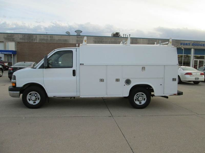 2008 Chevrolet Express 3500 Kuv In Fort Dodge Ia Fort