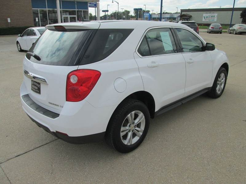 2010 Chevrolet Equinox Ls 4dr Suv In Fort Dodge Ia Fort